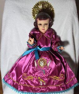 Vestido Nino Dios, Ropa Niño Dios, Ropa Nino Dios,  Divino Niño Talla #15