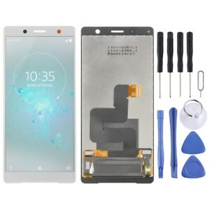 For Sony Xperia XZ2 Compact LCD Replacement Display Digitizer Touch WHITE