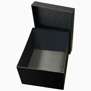 Black Satin photo boxes
