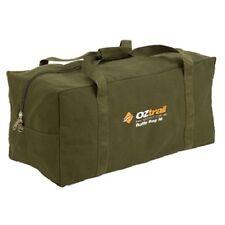 NEW Oztrail Canvas Duffle Bag - Large ( BPC-DUFL-D )