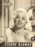 Kim Novak  Joan Collins  Diana Dors  3  Amor Film Hebdo Magazines  French 1956