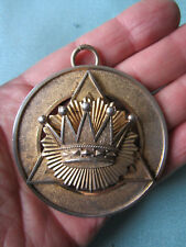 1940 Massive SILVER R.A. CHAPTER OFFICERS Jewel PZ  (PYTHAGOREAN CHAPTER No.79)