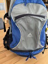 Vaude Rucksack Alcamo 30 Trekking Tagestour Tragesystem belüfteter Rücken Grau