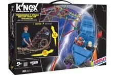 KNEX Typhoon Frenzy Roller Coaster Building Set 51438~NEW~
