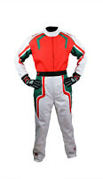SVELTO - SFI Rated 3.2A/1 Driving Fire Rated Lightweight Fireproof Suit