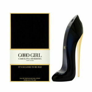 Good Girl Perfume By Carolina Herrera Perfume 2.7 oz/80 ml EDP Spray New In  Box