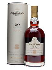Vin Porto Graham's 20 Ans