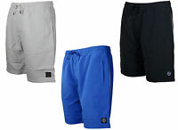 MENS NEW SUMMER RUNNING GYM SWIMMING SHORTS FORAY IN BLACK BLUE WHITE COLOURS