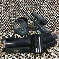 NEW Tippmann A5 LEGENDARY Paintball Marker Gun Package Kit - Black