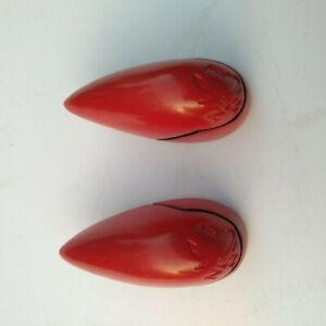 NEON GENESIS EVANGELION EVA Asuka Langley Soryu Hair Access a pair Red Hairpin