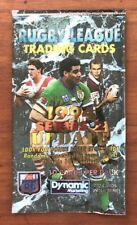 1994 Dynamic Rugby League Series 2 - Wrapper (All New Cards Variation)