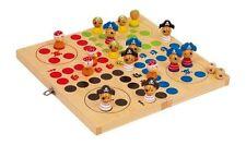 Wood Ludo Animals Modern Board & Traditional Games