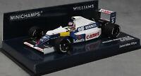 Minichamps Williams FW13B Test Session 1991 Nigel Mansell 437910105 1/43 Ltd 450