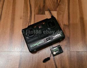 Robbe economic 27 MHz Empfänger Compact Fernsteuerung Quarz 27,045 MHz RC Funk