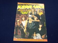 1985 JULY 11-24 KERRANG! MAGAZINE - RATT - MUSIC ISSUE - A 1872