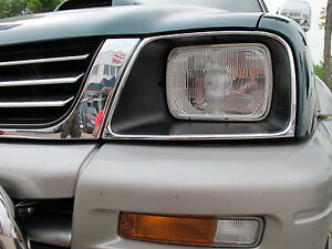 1x Scheinwerfer H4 NEU Mitsubishi L200 96-99 Lampe headlight L 200 Pick up E-Prü