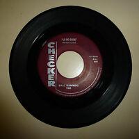 ROCKABILLY 45RPM RECORD - DALE HAWKINS - CHECKER 900
