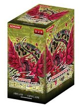 "YUGIOH CARDS  ""Crossroads of Chaos"" BOOSTER BOX / Korean Ver"
