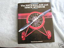 National Air Space Museum Second Edition 1988 CDB Bryan