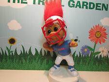 "Houston Oilers Good Luck Sports Troll Bobblehead - 9"" Russ Troll Doll"