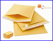 20 x JL000 A/000 GOLD PADDED BUBBLE BAGS ENVELOPES - 90x145mm
