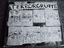 Gruppo terroristico-il Reno è morto CD Maxi-Made in Germany-Punk