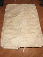 Select Comfort Sleep Number Full Size Mattress Cover Top Used for Parts / Repair