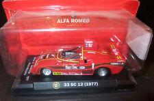 Alfa Romeo 33 SC 12 -1977-  .. 1:43  .. Alfa Romeo Collection..#2388