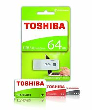 PENDRIVE USB 3.0 64GB CHIAVETTA PENNA 64 GB FLASH TOSHIBA CORRIERE