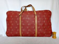AUTH LOUIS VUITTON CUP GARMENT 1995 DUFFLE TRAVEL BAG