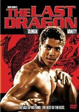The Last Dragon R1 DVD Martial Arts Taimak Vanity
