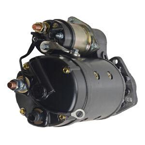 NEW 12V STARTER FITS CHEVROLET C6500 KODIAK C7500 KODIAK C8500 2003-05 10461439