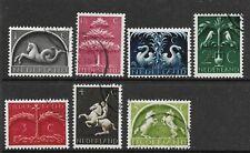 Netherlands 1943-1944 Germanic Symbols set  - Used