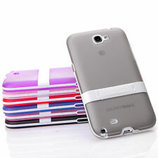SHOCKPROOF TPU PROTECTIVE SLIM CASE KICKSTAND COVER FOR SAMSUNG GALAXY IPHONE 6