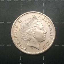 2010 AUSTRALIAN 5 CENT COIN
