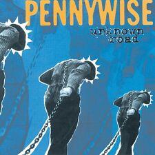 Pennywise - Unknown Road LP Record Vinyl - BRAND NEW - Orange Vinyl