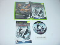 MEDAL OF HONOR: EUROPEAN ASSAULT game complete w/ instructions - MICROSOFT XBOX