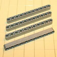10 Pin Verbinder Hülse 1x1x1 silber flat silver 18654 NEUWARE LEGO Technik