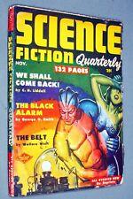 """Science Fiction Quarterly"" Vol 1 #3, November 1951"