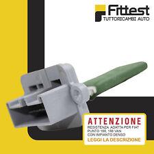 Resistenza Ventola Fiat Punto 188 176 Doblo Fiat Idea Stilo Lancia Musa Ypsilon