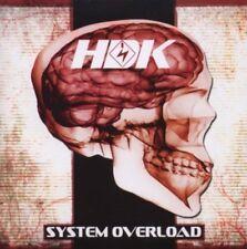 HDK-système Overload CD neuf emballage d'origine