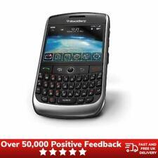 Blackberry Curve 8520 desbloqueado teléfono móvil de teclado AZERTY-NEGRO