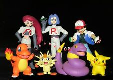 Tomy Pokemon Monster Part.1 gashapon figure (full set of 7 figures)