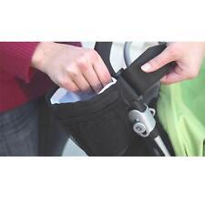 Useful Baby Pram Stroller Cup Holder Drink Pocket Bag Milk Bottle Phone Holder G