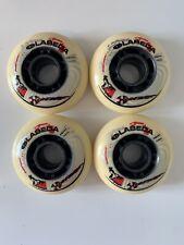 Labeda Xtreme 72mm Hard Inline Skate Wheel 4-Pack