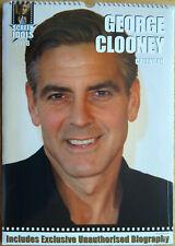 George Clooney Kalender 2008 Spiralbindung 30 x 42 cm 12 Poster zum Rautrennen