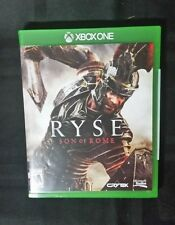 Replacement Case (NO VIDEO GAME) RYSE SON OF ROME XBOX ONE 1