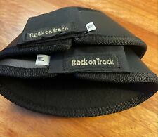 Black Back on Track Bell Boots