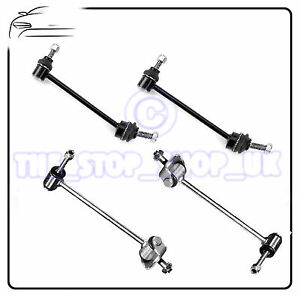 For Mercedes Benz S-Class 05- Front & Rear Anti Roll Bar Drop Link Rods Bars