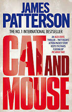 JAMES PATTERSON ___ CAT AND MOUSE  ___ BRAND NEW ___ FREEPOST UK